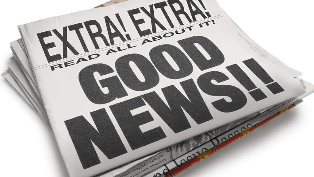"""""""I HAVE A GOOD NEWS."""" – THE REASON WHY THIS SENTENCE IN INCORRECT"""