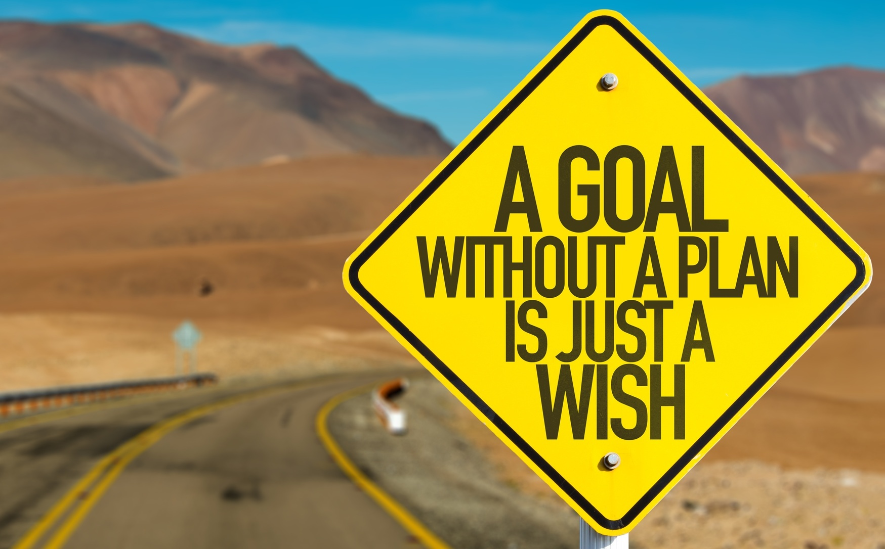 MAKE REALISTIC, SPECIFIC GOALS WHEN LEARNING A LANGUAGE